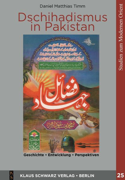 Dschihadismus in Pakistan - Coverbild
