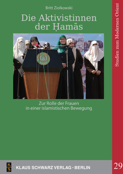Die Aktivistinnen der Ḥamās - Coverbild