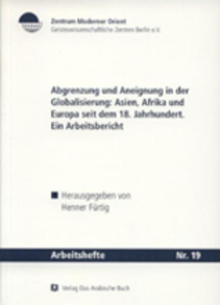 Abgrenzung und Aneignung in der Globalisierung - Coverbild