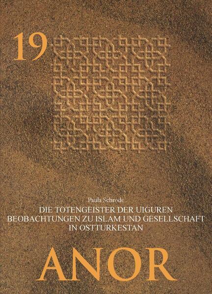 Die Totengeister der Uiguren - Coverbild