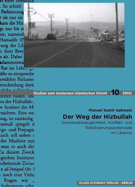 Der Weg der Hizbullah - Coverbild