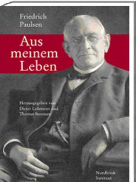 Friedrich Paulsen - Aus meinem Leben - Coverbild