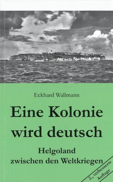 Eine Kolonie wird deutsch - Coverbild