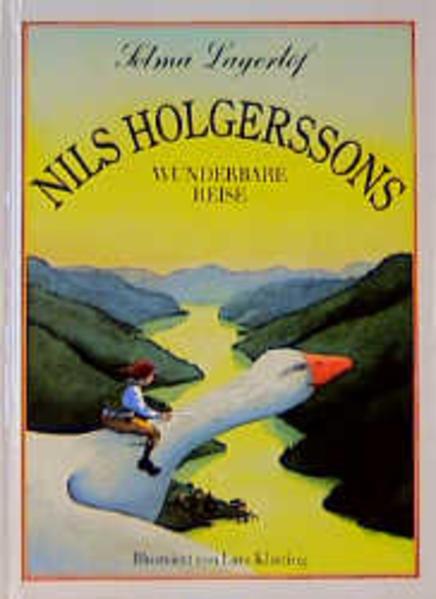 Nils Holgerssons wunderbare Reise - Coverbild