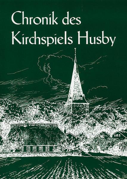 Chronik des Kirchspiels Husby - Coverbild