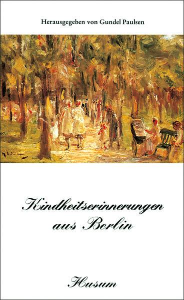 Kindheitserinnerungen aus Berlin PDF Download