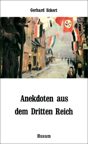 Anekdoten aus dem Dritten Reich - Coverbild