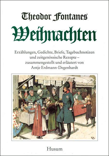 Theodor Fontanes Weihnachten - Coverbild