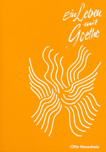 Ein Leben mit Goethe - Coverbild