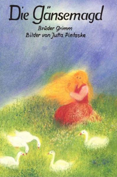 Die Gänsemagd - Coverbild