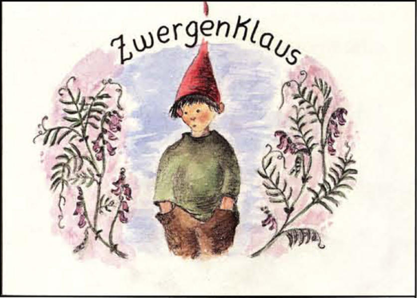 Zwergenklaus - Coverbild