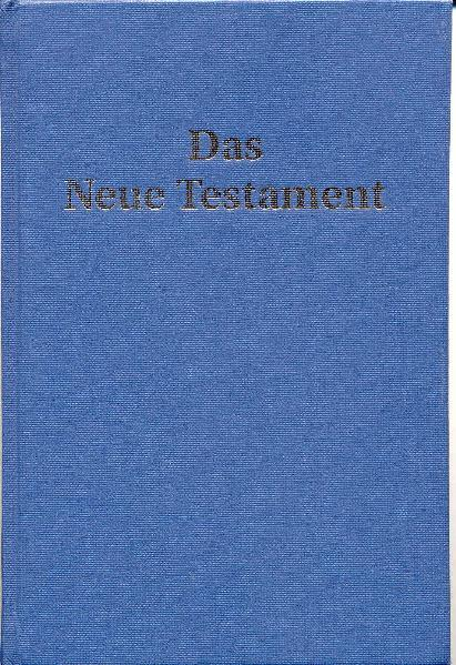 Das Neue Testament - Coverbild