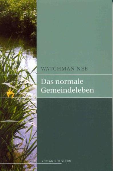 Das normale Gemeindeleben - Coverbild