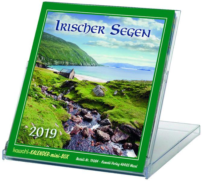 Irische Segenswünsche 2017 - Coverbild