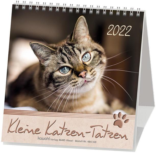 Kleine Katzen-Tatzen 2017 - Coverbild