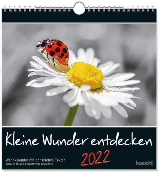 Kleine Wunder entdecken 2017 - Coverbild