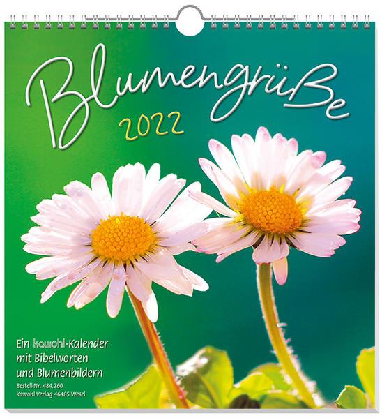 Blumengrüße 2017 - Coverbild