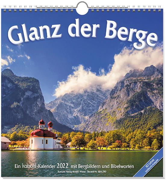 Glanz der Berge 2017 - Coverbild