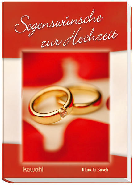 Segenswünsche zur Hochzeit - Coverbild
