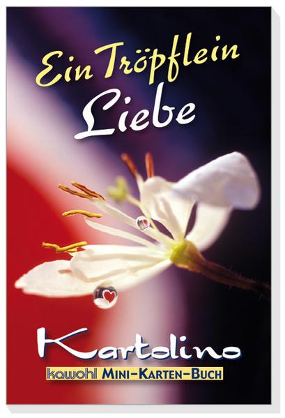 Ein Tröpflein Liebe - Coverbild