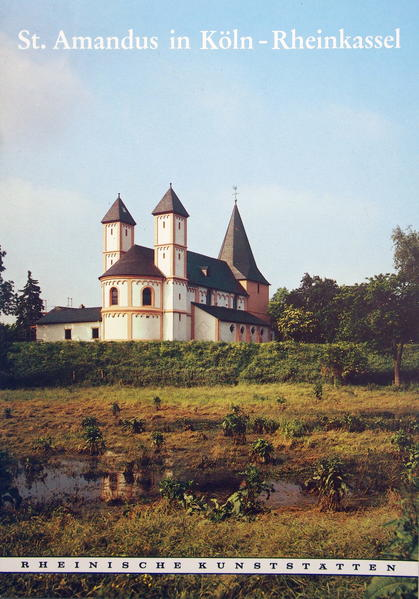 St. Amandus in Köln-Rheinkassel - Coverbild