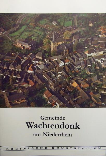 Gemeinde Wachtendonk am Niederrhein - Coverbild