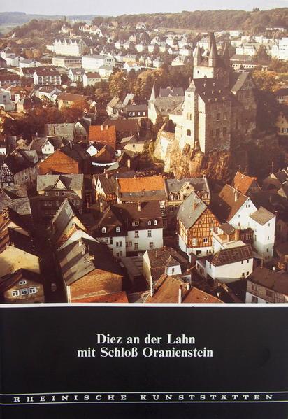 Diez an der Lahn mit Schloss Oranienstein - Coverbild