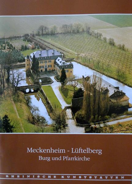 Meckenheim-Lüftelberg - Burg und Pfarrkirche - Coverbild