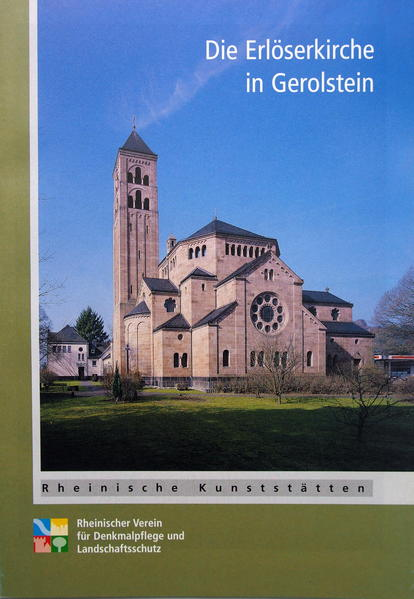 Die Erlöserkirche in Gerolstein - Coverbild