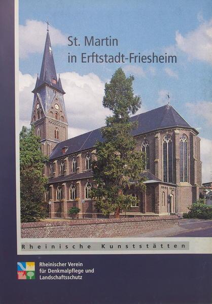 St. Martin in Erftstadt-Friesheim - Coverbild