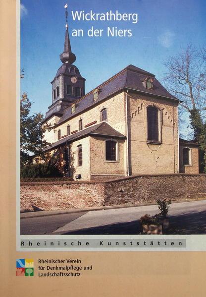 Wickrathberg an der Niers - Coverbild