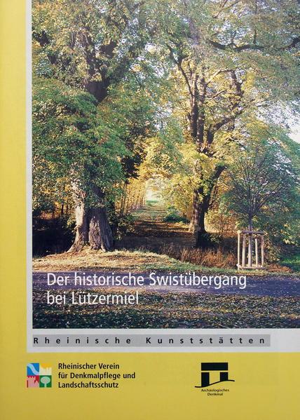 Der historische Swistübergang bei Lutzermiel - Coverbild
