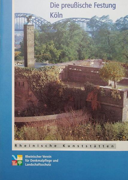 Die preussische Festung Köln - Coverbild