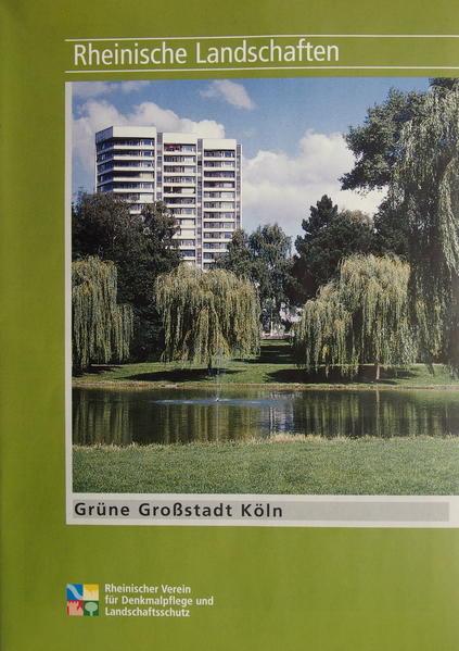Grüne Grossstadt Köln - Coverbild