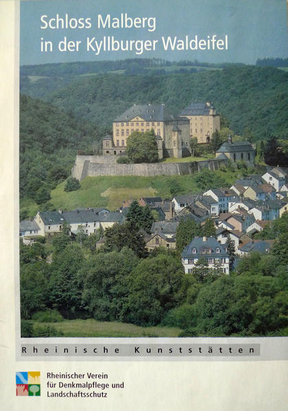 Schloss Malberg in der Kyllburger Waldeifel - Coverbild