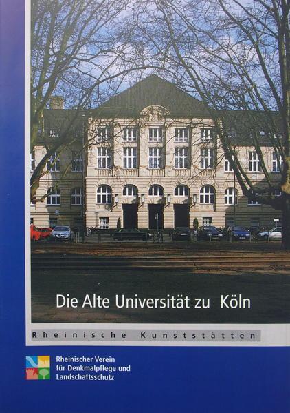 Die Alte Universität zu Köln - Coverbild