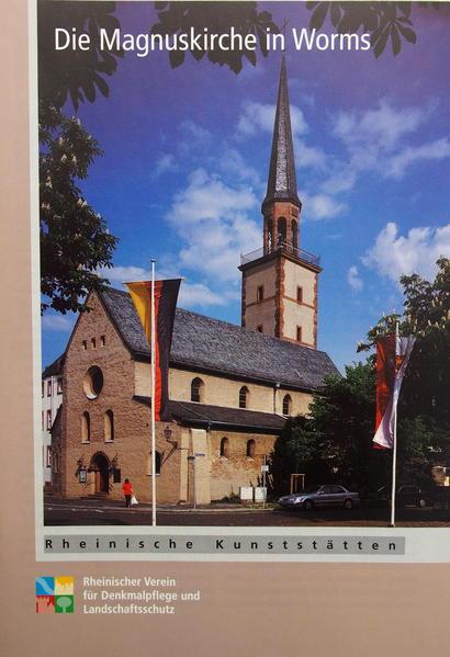 Die Magnuskirche in Worms - Coverbild