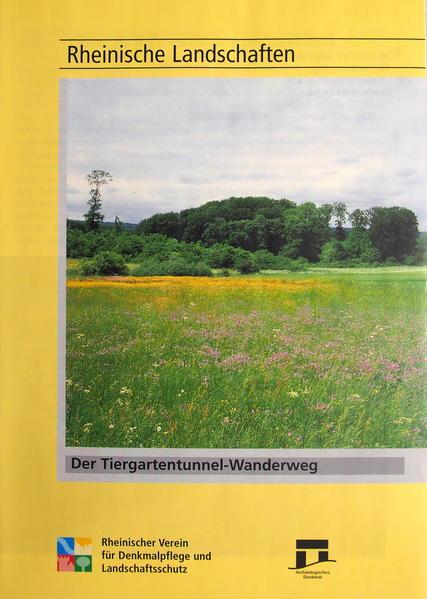 Der Tiergartentunnel-Wanderweg in Blankenheim - Coverbild