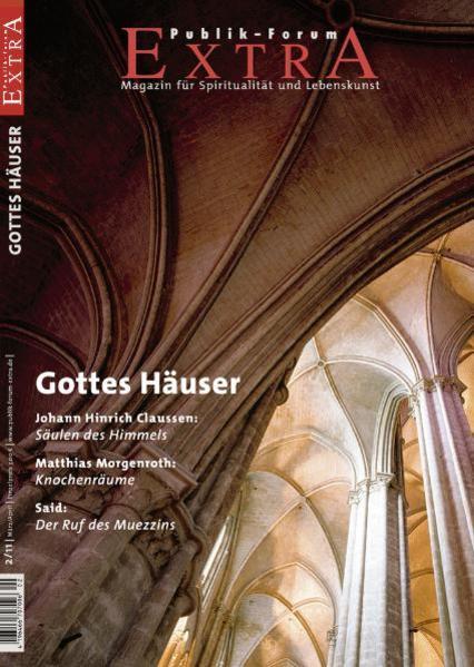 Gottes Häuser - Coverbild