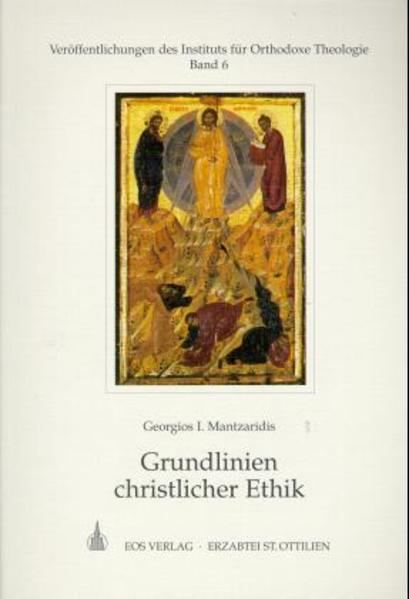 Grundlinien Christlicher Ethik - Coverbild