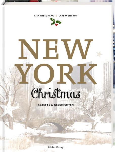 New York Christmas - Coverbild