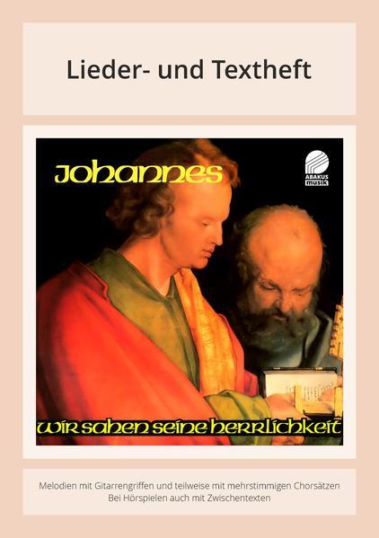 Johannes - Wir sahen seine Herrlichkeit - Coverbild