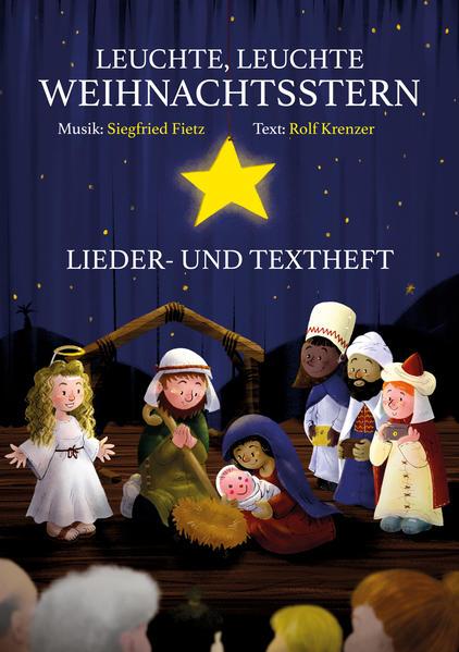 Leuchte, leuchte, Weihnachtsstern - Coverbild