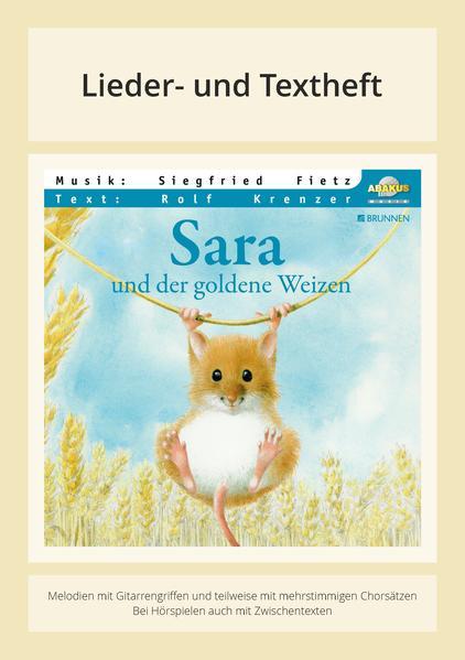 Sara und der goldene Weizen - Coverbild