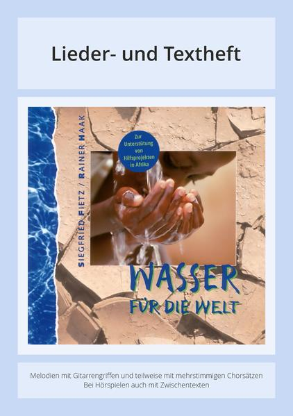 Wasser für die Welt - Coverbild