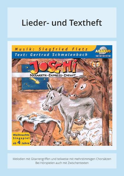 Joschi - Nazareth-Express-Dienst - Coverbild