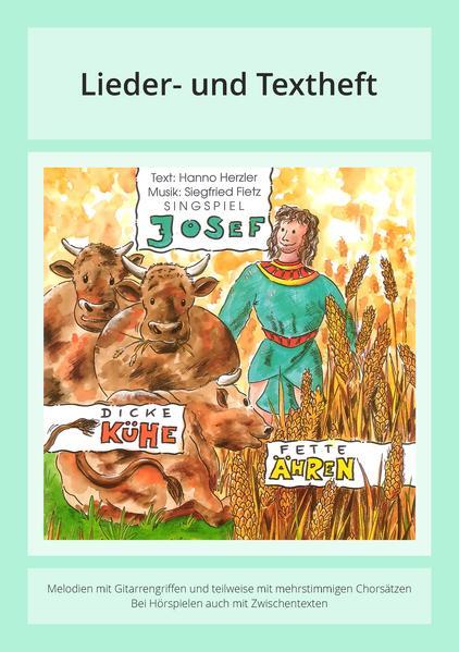 Josef - Dicke Kühe, fette Ähren - Coverbild