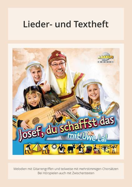 Josef, du schaffst das - Coverbild