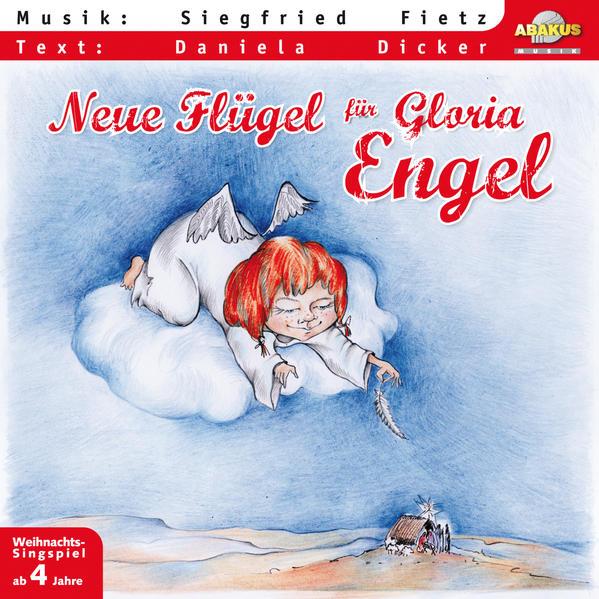 Neue Flügel für Gloria Engel - Coverbild