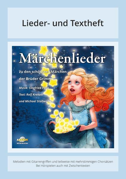 Märchenlieder - Zu den schönsten Märchen der Brüder Grimm - Coverbild